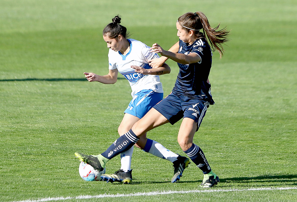 Campeonato Femenino Caja Los Andes | 3° Fecha