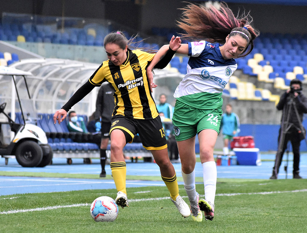 Campeonato Femenino Caja Los Andes   5° Fecha