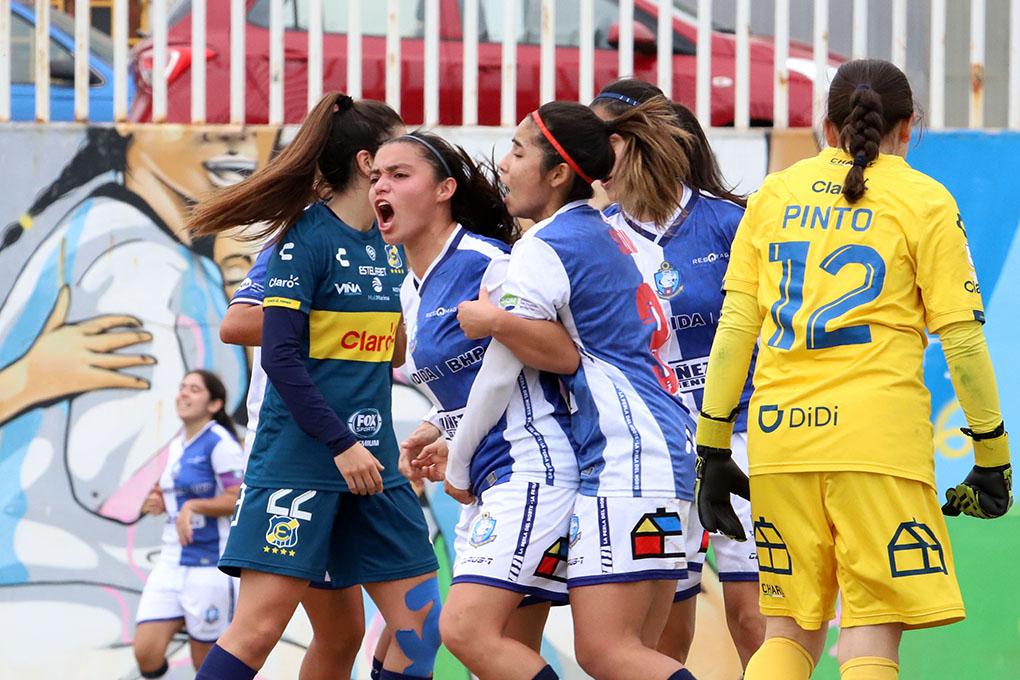 Agónico triunfo de Antofagasta frente a Everton