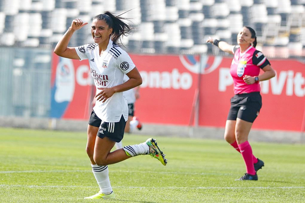 Cote Urrutia sigue al acecho por ser la goleadora tras la 6° fecha