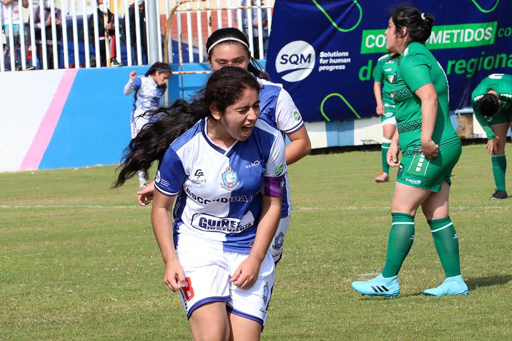 Antofagasta sigue en la lucha por los playoffs