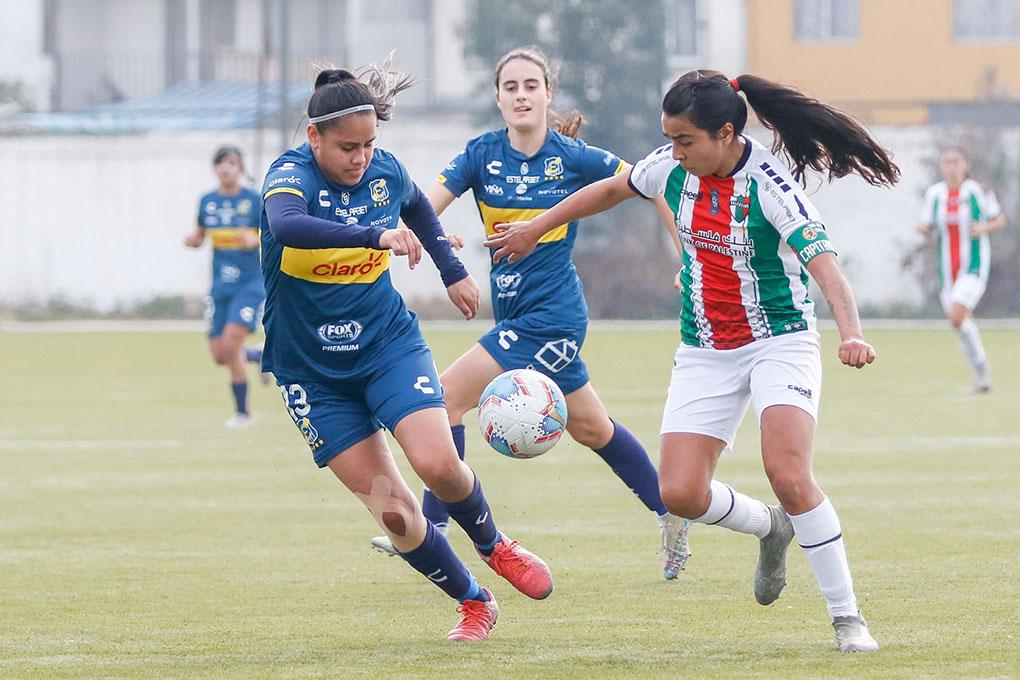 Campeonato Femenino Caja Los Andes   8° Fecha