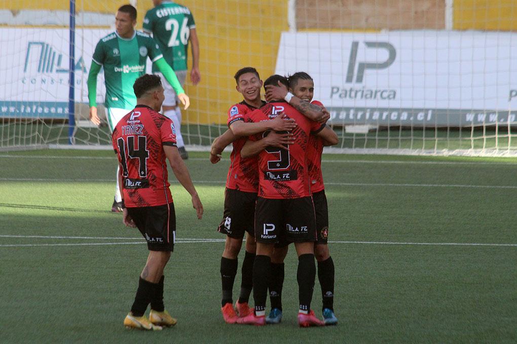 Deportes Limache golea como local a Rodelindo