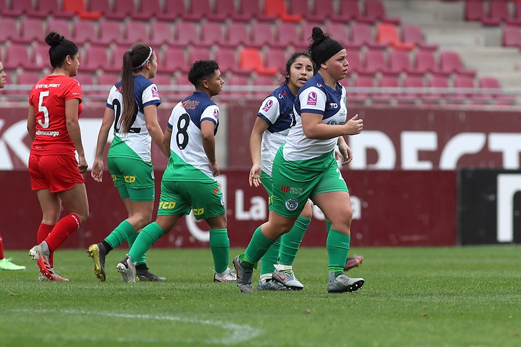 Campeonato Femenino Caja Los Andes | 12° fecha