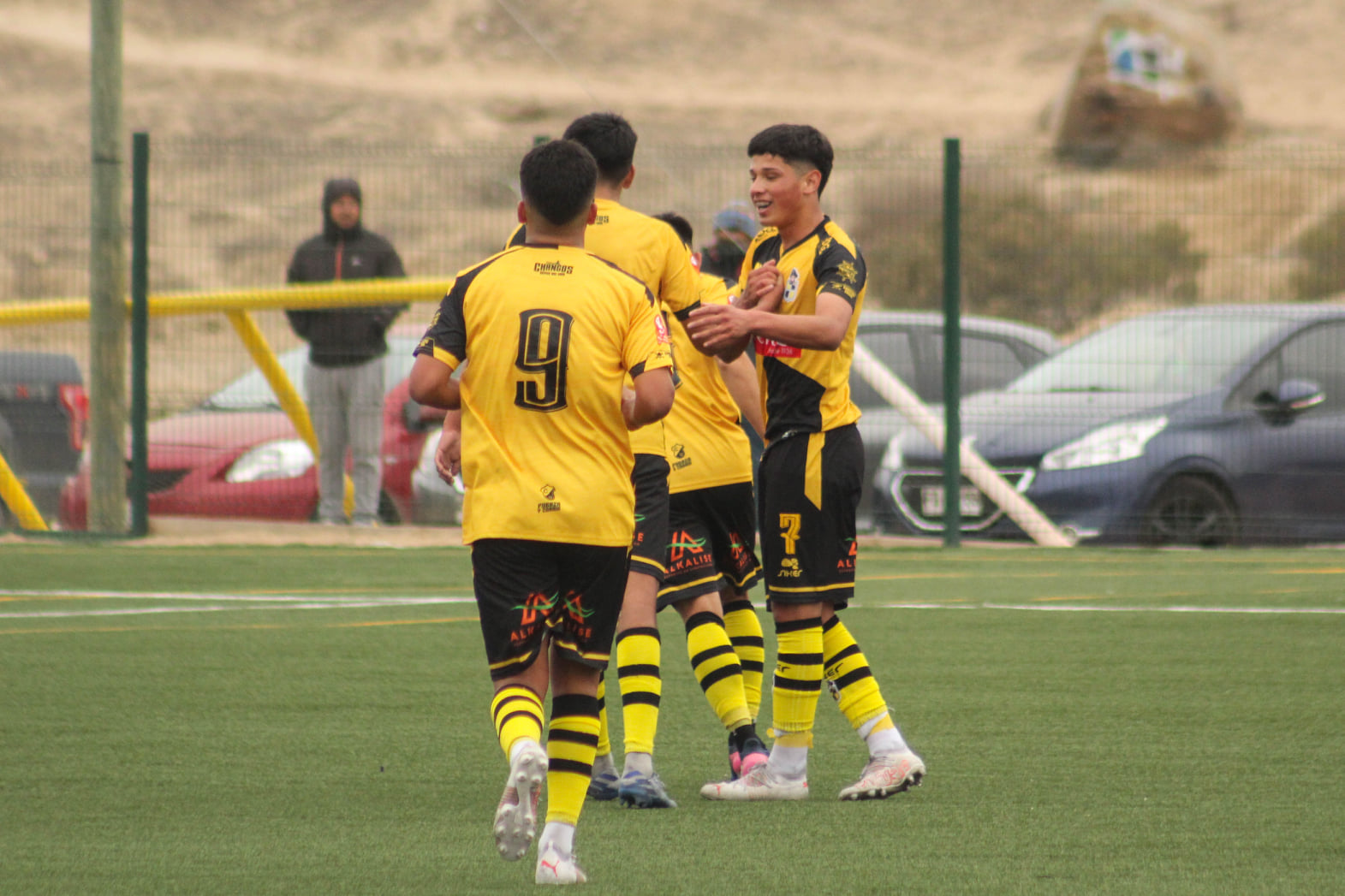 Fútbol Joven Gatorade | 2° Fecha