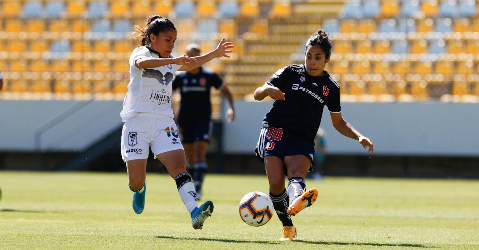 Femenino Caja Los Andes