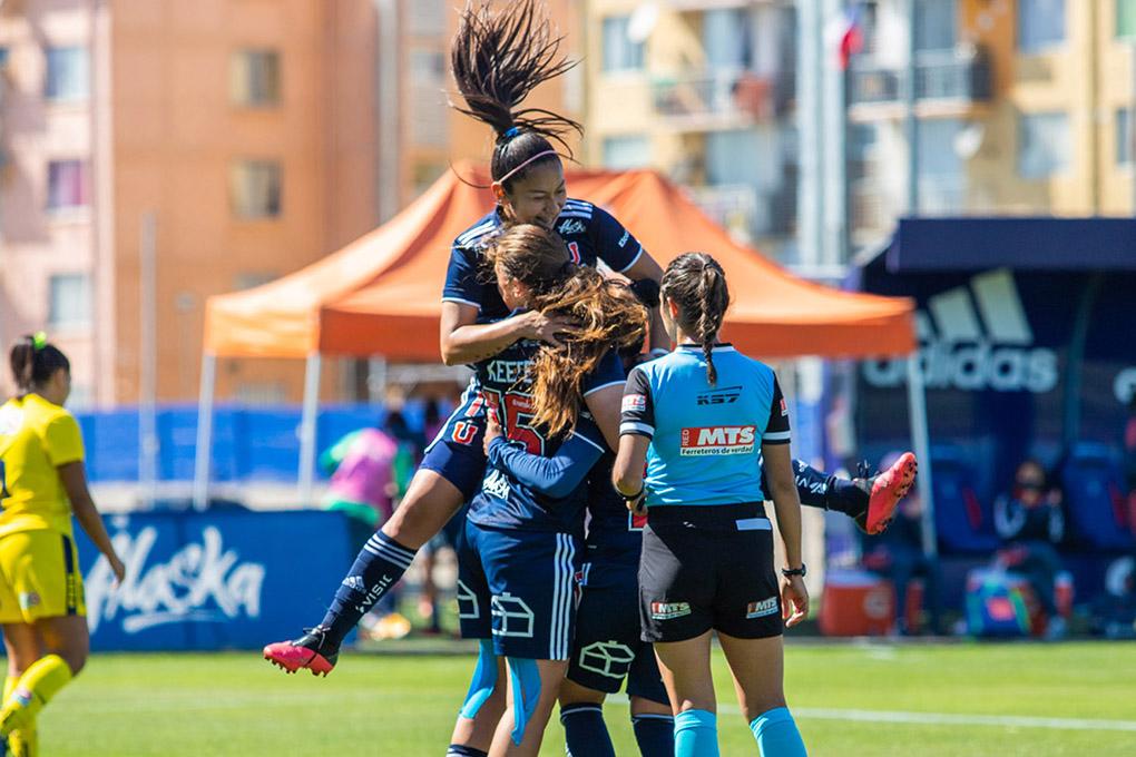 Femenino Caja Los Andes   Cuartos de Final