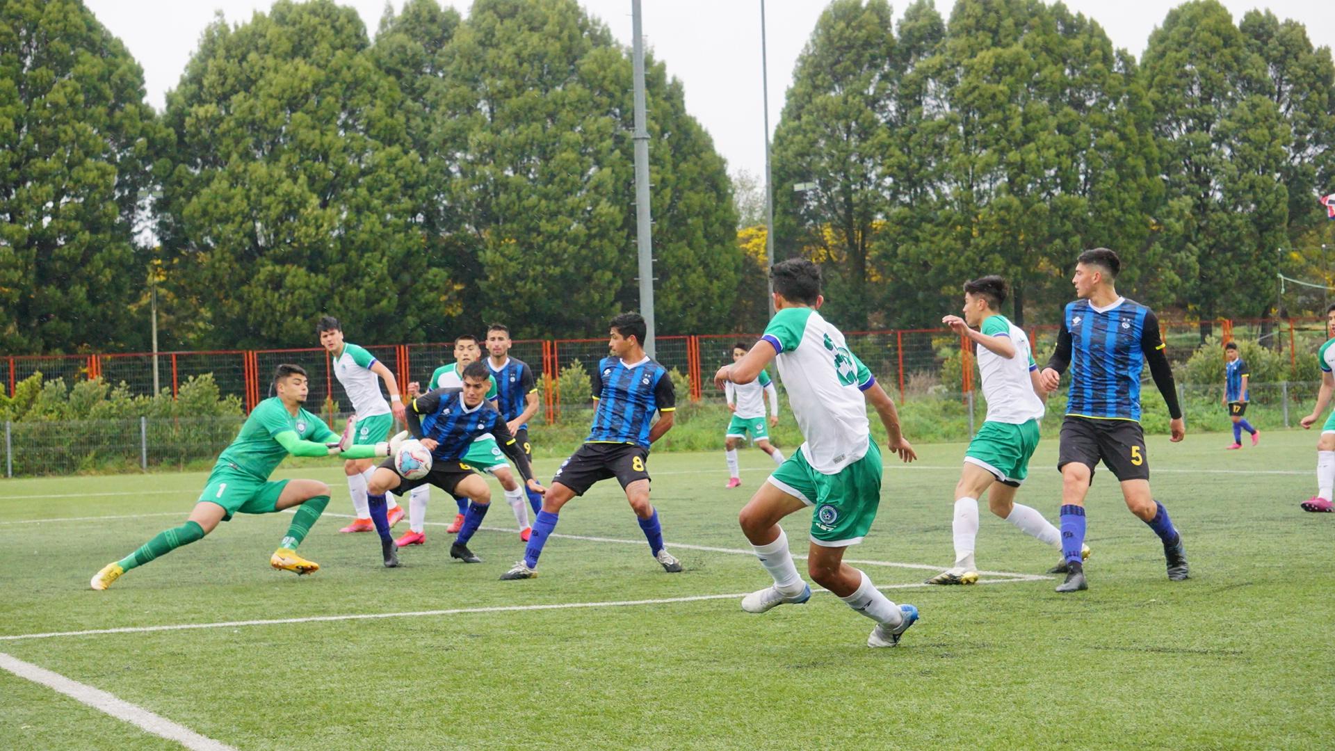 Fútbol Joven Gatorade Sub 18 | 4° Fecha