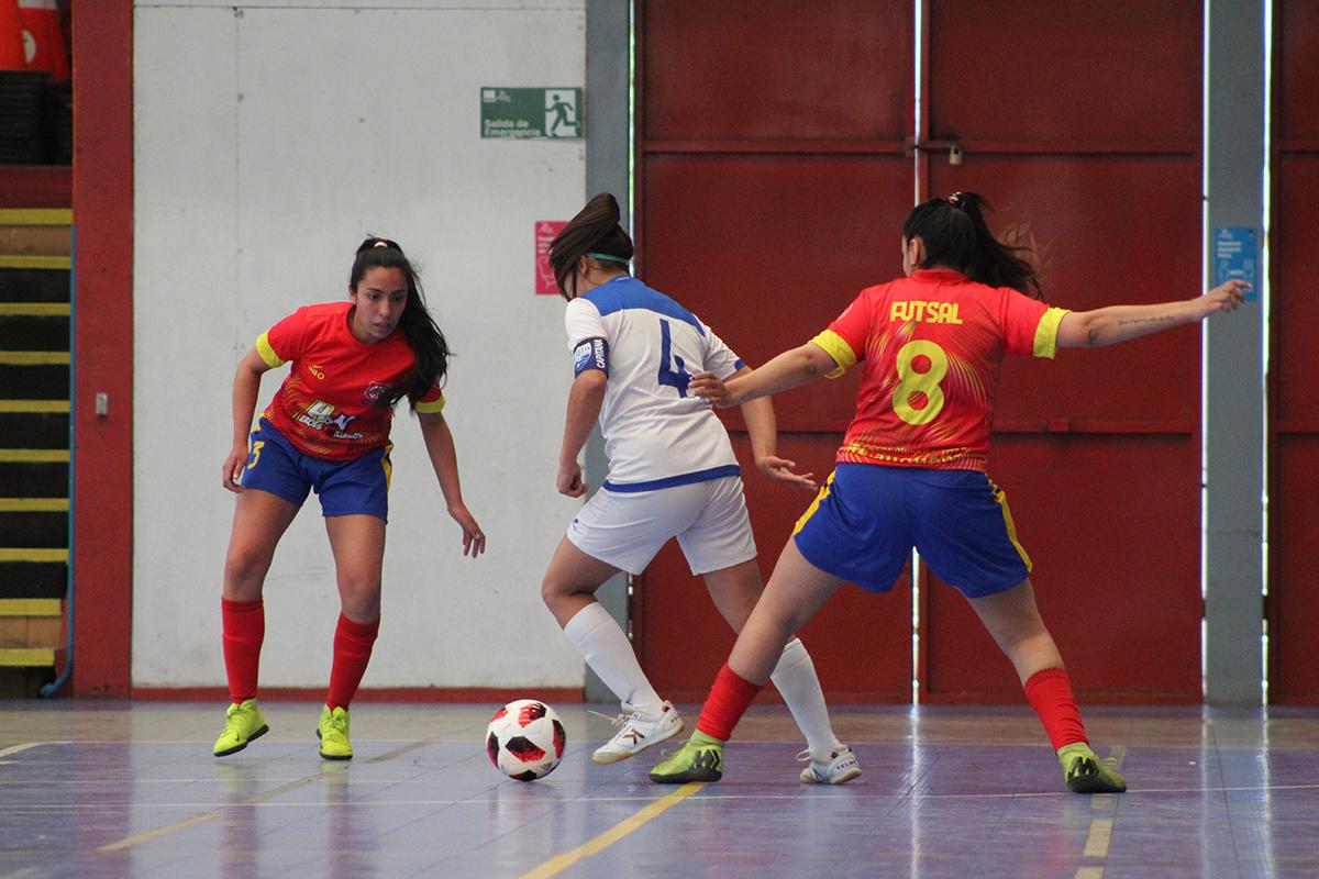 Futsal Femenino | 1° Fecha