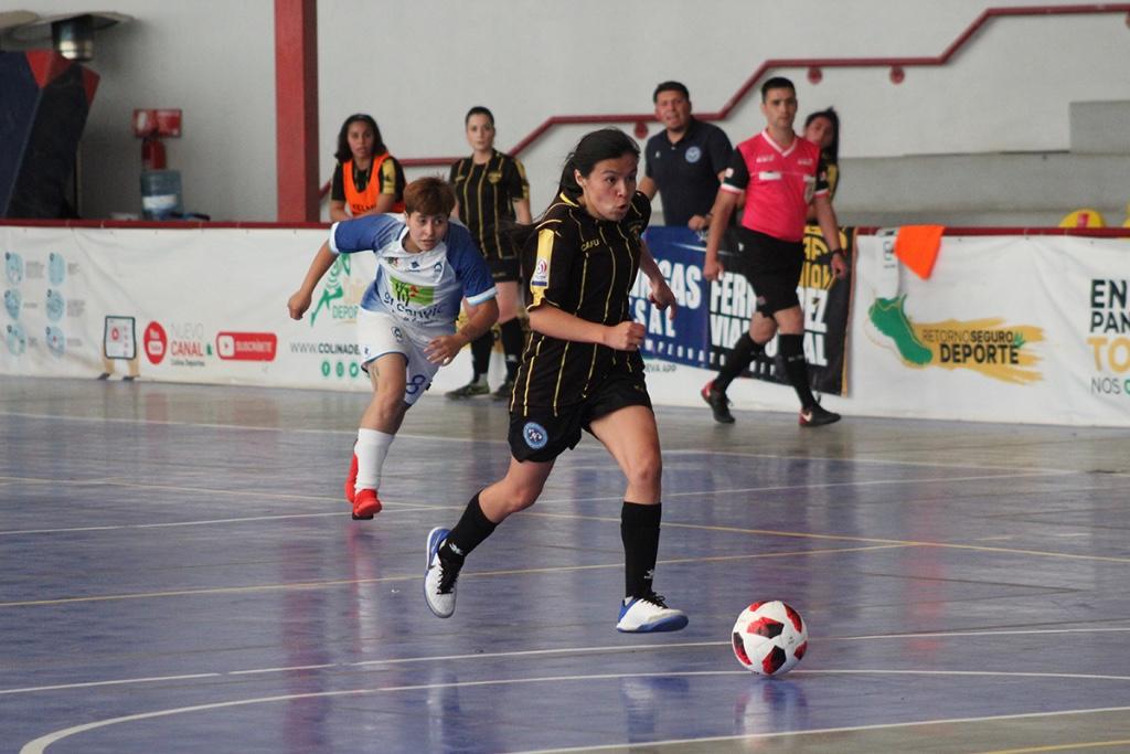 Futsal Femenino | 2° Fecha