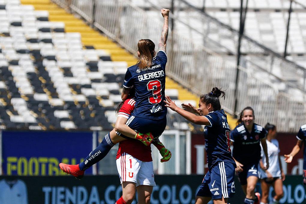 Femenino Caja Los Andes | Semifinal Ida