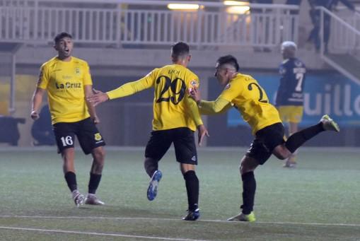 Primera victoria de San Luis en el torneo