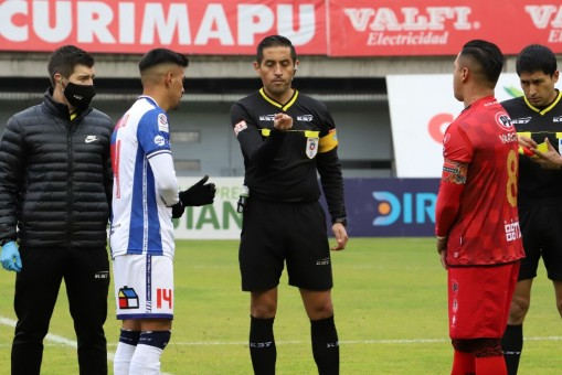 Los árbitros para el Campeonato PlanVital y el Ascenso Betsson
