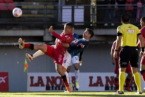 Ñublense salvó un empate ante Huachipato