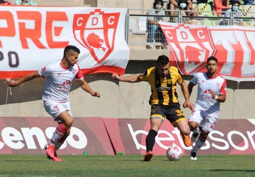 Copiapó y Vial firmaron el empate en el norte